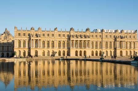 Week-end avec entrée aux Grandes Eaux Musicales à Versailles
