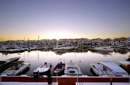Escapada con cena en Marbella