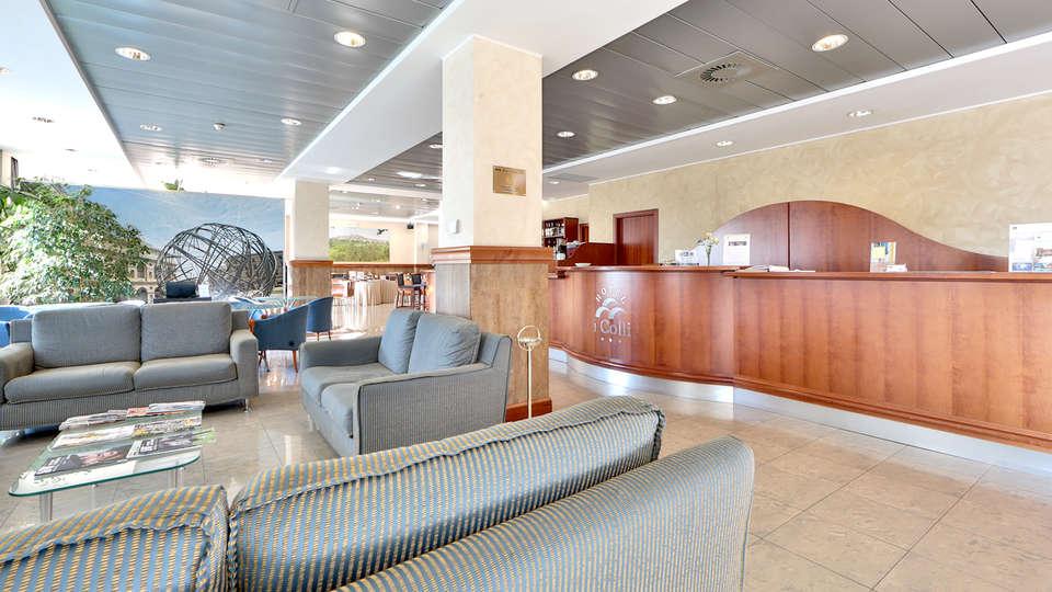 Best Western Hotel I Colli - Edit_Reception.jpg