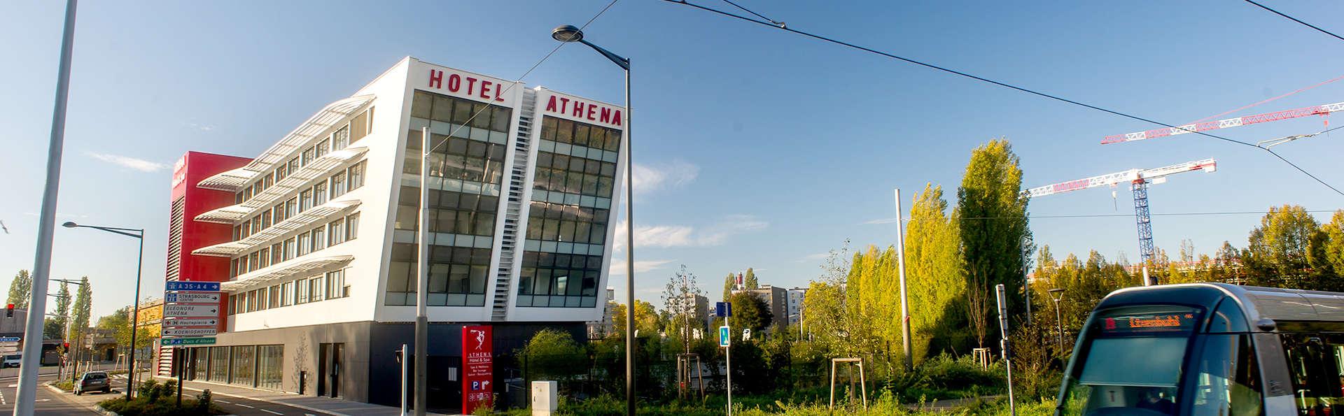 hotel strasbourg athena spa h tel de charme strasbourg. Black Bedroom Furniture Sets. Home Design Ideas