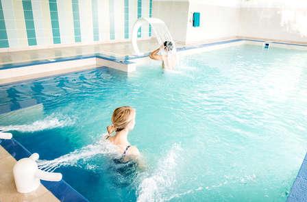Week-end à Deauville avec 3 soins d'hydrothérapie à la Thalasso de Deauville