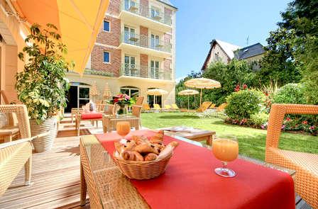 Week-end en couple, en famille ou entre amis à Deauville jusqu'à 4 personnes