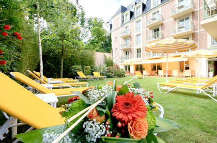 Week-end détente avec accès Spa à Deauville