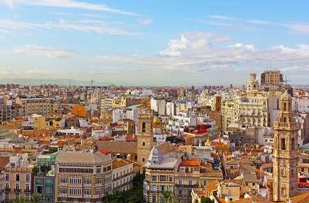 MiniVacaciones Románticas con Jacuzzi en la habitación a un paso de Valencia