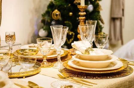 Célébrez le réveillon de Noël avec un dîner 4 plats sur la côte normande (2 nuits)