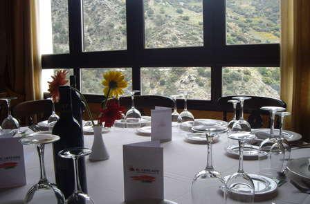 Escapada rural con cena brasero y spa en casita típica Alpujarreña (desde 2 noches)