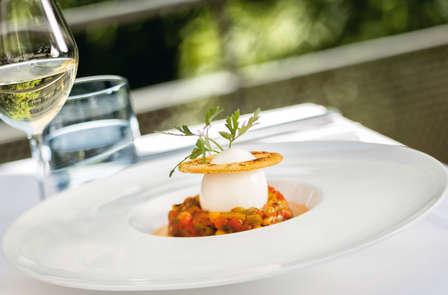 Expérience culinaire dans hôtel 4* aux portes de Paris