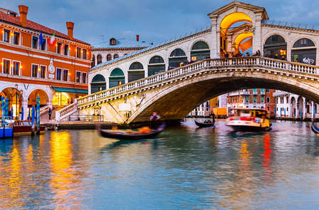 Romance en Suite Junior à Venise (à partir de 2 nuits)