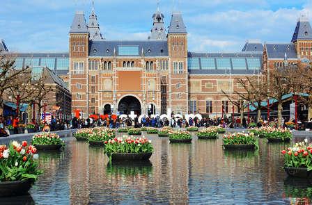 5-sterren in elegant Oud-Zuid Amsterdam