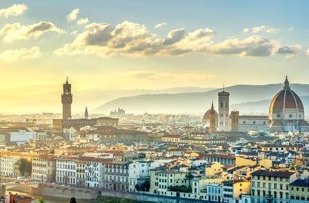 Verblijf in Florence en ontdek de straten van de stad
