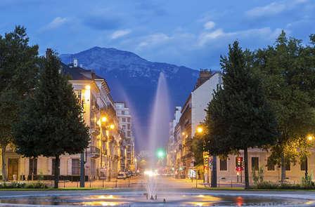 Escapade au cœur de Grenoble (avec 1 repas offert)