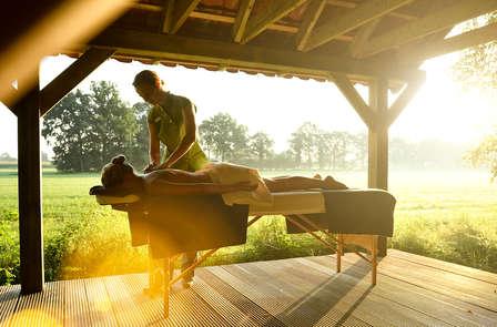Twentse lekkernij, massage, sport en rust in Twente