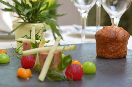 Plaisirs culinaires et dîner gibier près de Namur