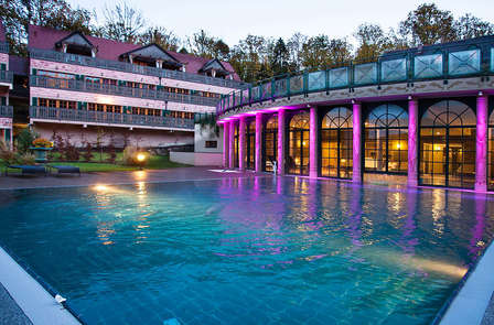Week-end détente dans un Spa d'exception à 25 minutes de Colmar