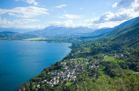 Evasion et dîner dans les montagnes de Chambéry