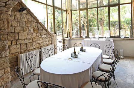 Escapade gastronomique dans un château près de Nîmes (à partir de 2 nuits avec dîner gastronomique)