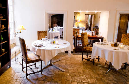Pause gourmande dans un château près de Nîmes (à partir de 2 nuits)
