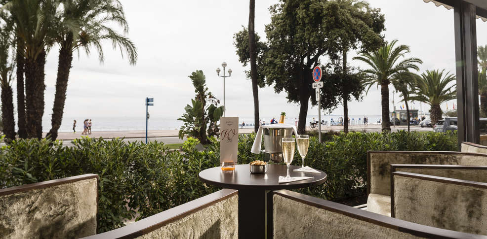 Westminster hotel et spa h tel de charme nice 06 for Reservation hotel paca