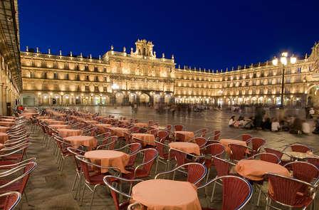 Descubre el encanto del casco histórico de Salamanca