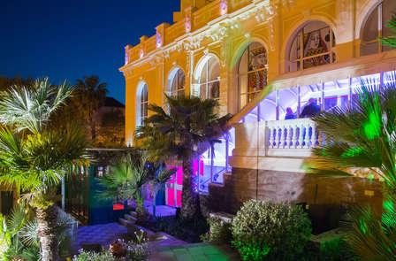 Pause glamour & saveurs de la Méditerranée à Hyères