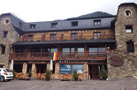 Speciale aanbieding Andorra: verblijf met diner en toegang tot de spa