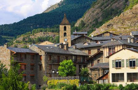Relax tra le montagne in Andorra in un hotel con spa