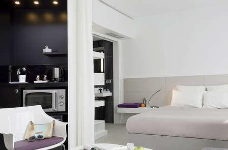 Stedentrip naar Luxemburg in een luxe suite