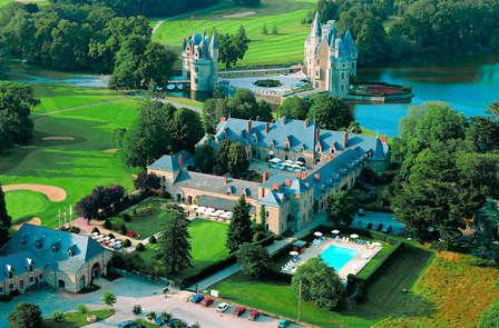 Luxe et quiétude dans un château aux portes de la Bretagne