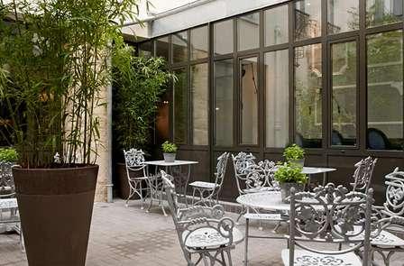 Offre spéciale été : séjour détente dans un hôtel design 4* au cœur de Paris