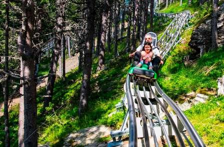 Escapada a Andorra con media pensión y  entradas a Naturlandia (desde 2 noches)