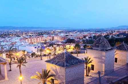 Escapada con cena gastronómica y SPA en Lorca
