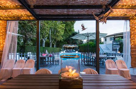 Estancia romántica con cena en Banyoles