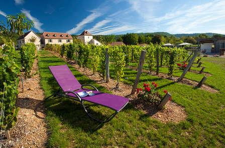 Charme et détente à côté de Saint-Cirq-Lapopie (plus beau village de France)