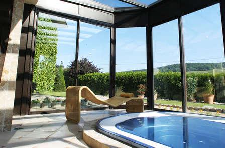 Luxe et bien-être entre les vignes de Champagne