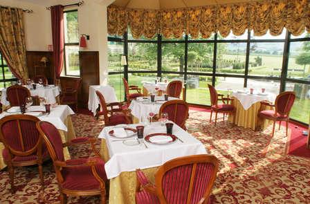 Offre spéciale : Week-end détente avec menu gastronomique en Champagne