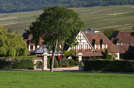 Weekend inclusief diner en champagne-proeverij in de buurt van Epernay