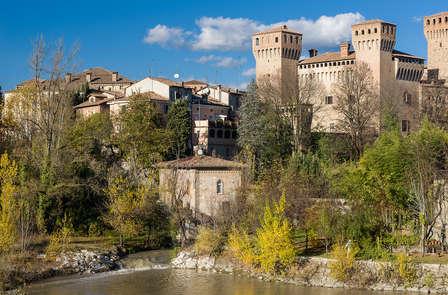 Nel cuore dell'Emilia Romagna in Superior a Vignola