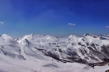 Weekend di neve e sci sull'Appennino (min 2notti)