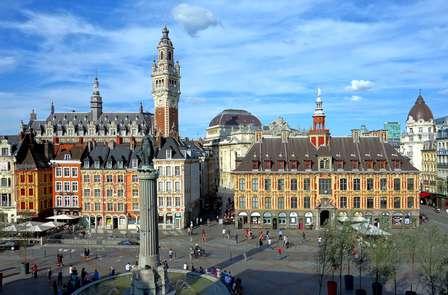 Partez à la découverte de Lille le temps d'un week-end!