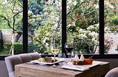 Quiétude au cœur de la forêt de Meudon avec dîner 3 plats
