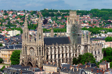 Weekend nabij Rouen