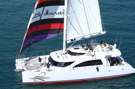 Week-end mer et catamaran en plein centre du Grau du Roi