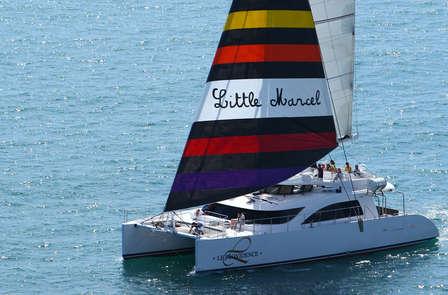 Week-end en bord de mer avec catamaran au Grau du Roi