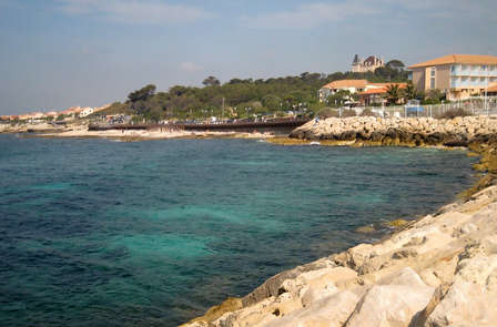 Week-end de charme au bord de l'eau à côté de Marseille