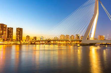 Culinair weekend in Rotterdam inclusief fietshuur (vanaf 2 nachten)