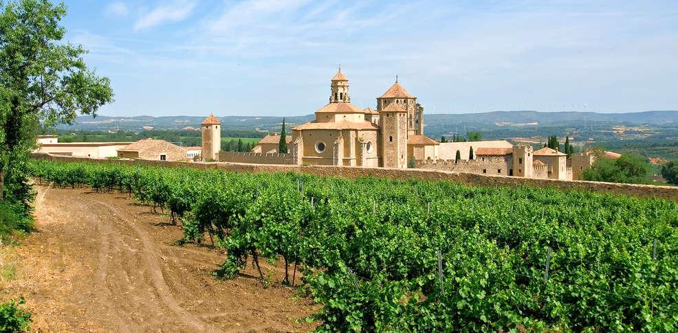 Charmeweekend L u0026#39;Espluga de Francoli met 1 Bezoek een wijnkelder voor 2 volwassenen vanaf 109 u20ac