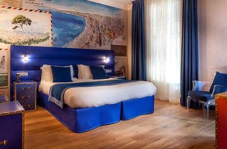 Viaje al relax y descanso en el corazón de Niza