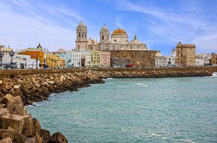 Escapada a Cádiz a un paso del mar