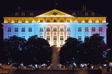 Lujo de 5 estrellas en el corazón de Zagreb
