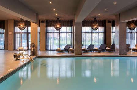 Escapada relax con jacuzzi y piscina cubierta en Islantilla
